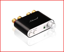 Nobsound NS-10G Mini Bluetooth 4.0 Digital Amplifier 100W HiFi Amp with Power