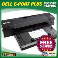 Dell Latitude E4200 E4210 E4300 E4310 E-Port Plus Replicator/Dock Station/PR02X