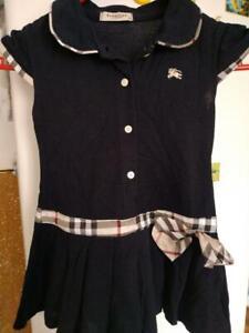 Burberry girl dress ,100% cotton