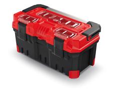 Werkzeugkoffer Werkzeugkasten Werkzeugkiste Toolbox Werkzeugbox TITAN Plus
