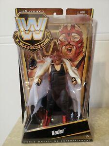 WWE Mattel Elite Legends Series 3 Big Van Vader 2010 Sealed MOC