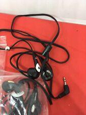 Lot Of 3 Blackberry Headphones Headset
