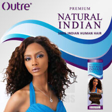"Outre Natural Indian Human Hair Summer Rain Wave 10"""