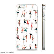 DANCERS BALLET BALLROOM SUPER  CASE FITS IPHONE 4 4S 5 5S 5C 6 6S 7 8 SE PLUS X