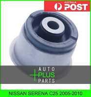 Fits NISSAN SERENA C25 2005-2010 - Rubber Suspension Bush For Rear Arm