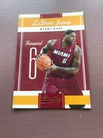 Lebron James: 2010-11 Classics Basketball - Miami Heat