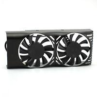 HA5510M12F-Z 2Pin GTX 1050 Ti Cooling Fan Set for MSI GeForce GTX 1050 2GT LP