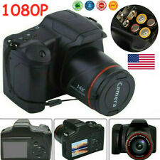 Digital Camera 3 Inch TFT LCD Screen HD 16MP 1080P 16X Zoom Anti-shake CMOS USA