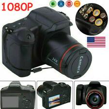 Digital Camera 3 Inch TFT LCD Screen HD 16MP 1080P 16X Zoom Anti-shake CMOS USA