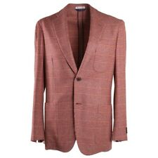 NWT $6000 BELVEST Soft-Constructed Cashmere and Guanaco Sport Coat 40 R Vicuna