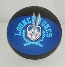 Vintage Bugs Bunny Looney Tunes Basketball Black Blue