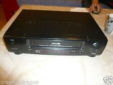 Philips VR 205 VHS-Videorecorder, DEFEKT, spielt keine Bänder ab