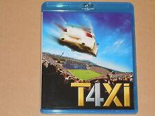 Taxi 4  - (Samy Naceri, Frédéric Diefenthal) BLU-RAY