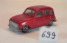 Norev Mini Jet Nr. 301894 Renault 4L rotmetallic #699