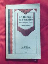 François Bonnéry, Le héraut de l'Empire Jean-François Curée