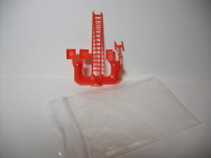Matchbox Lesney #62B Plastic Replacement Ladder, Antenna & TV's  Made in England