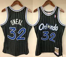 Shaquille O 'Neal Orlando Magic Mitchell & Ness NBA Auténtico Jersey 1994-95 Shaq