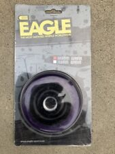 NEW EAGLE METAL CORE 100MM PURPLE BLK HANDMADE PRO FREESTYLE TRICK SCOOTER WHEEL