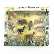 Joy City Prehistoric Animal Set Rare