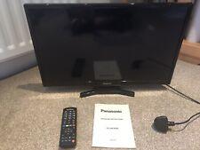 Panasonic E300 Series 24' LED FREEVIEW HD, TX-24E302B USB HDMI TV - good used