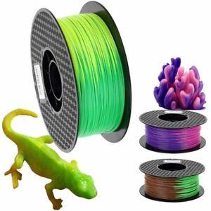 3D Printer Pen PLA Filament Temperature Sublimation Solid Cartoon Model Tool Lot