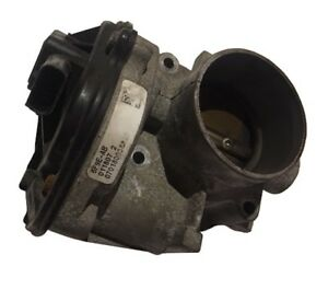 2005-2007 Ford Freestyle Throttle Body Valve Assembly Non-Water Cooled 6F9E-AB