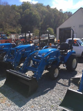 LS Tractor XJ2025H With Loader