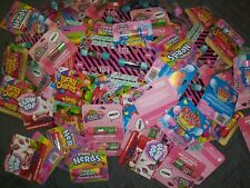 10 Assorted Flavored Lip Balm Party Favors New Blow Pop Lol Surprise etc