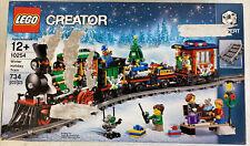 Lego 10254 Winter Holiday Train (OPEN/ROUGH BOX)