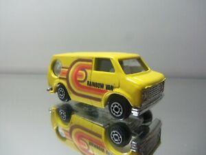 1981 Summer Die Cast Bedford CF Van - HK Base - N.Mint Loose 1/60 Scale
