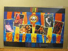 Guns n' roses rock n roll original Vintage Poster 1991 5473