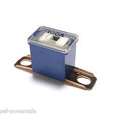 Fusibile PAL 4100 32Volt 100A BLU