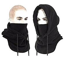 Oldelf Tactical Heavyweight Balaclava Outdoor Sports Mask Black