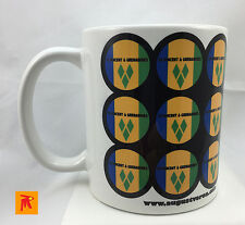St.Vincent & the Grenadines flag Mug