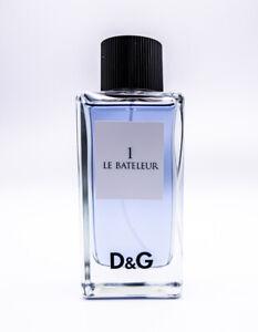 Dolce & Gabbana 1 LE BATELEUR 100ml EDT Spray  - New Please Read Description