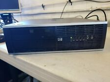 Hp Compaq - 6000 Pro Sff Pc - Core 2 Duo - E7600 @ 3.06ghz - 4gb Ram - 250Gb Hdd