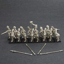 Dogs of War Ricco's Republican Guard Pikemen Lot x16 - Warhammer Fantasy THG