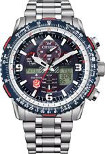 Citizen ProMaster Skyhawk A-T SnowBirds ST Steel Blue Dial Men Watch JY8071-51L