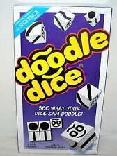 JAX ©2006 DOODLE DICE Game From the Makers of SEQUENCE- Another Fun Family Game!