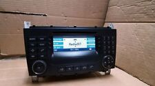 RADIO APS Navi CD Mercedes W203 FL C Klasse COMAND Navigation  Autoradio BE6091