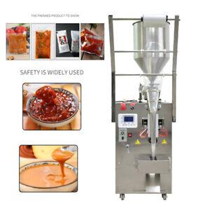 5-100/50-500ml Sachet Packing Machine Tomato Sauce Honey Filling Sealing Machine