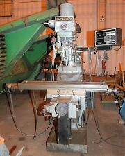 Supermax YCM-12 Vertical Milling Machine (#25173)