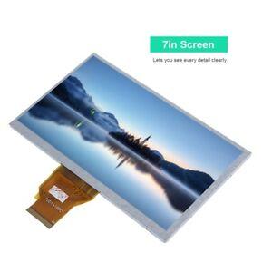 "7"" Touch Screen Resistivo LCD HDMI 800*480 Per Display Raspberry"
