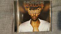 IGLESIAS ENRIQUE - SEX LOVE. CD