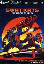 Hanna-Barbera Classic Collection: Swat Kats - The Rad (DVD Used Very Good) DVD-R