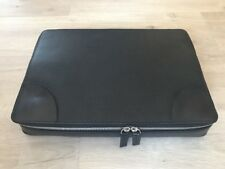 Bill Amberg Leather Laptop Case - Unused