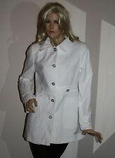 Giacca  Spolverino cappotto estivo vintage ICEBERG Bianco  Stile anni 60  44