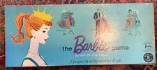 Original 1960 BARBIE QUEEN OF THE PROM BOARD GAME MATTEL Not-Complete #450