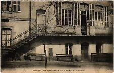 CPA Lyon-Hopital des Chartreux, Escalier Extérieur (427260)