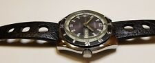 VINTAGE CORDURA BREITLING SEA GULL MENS AUTOMATIC WATCH